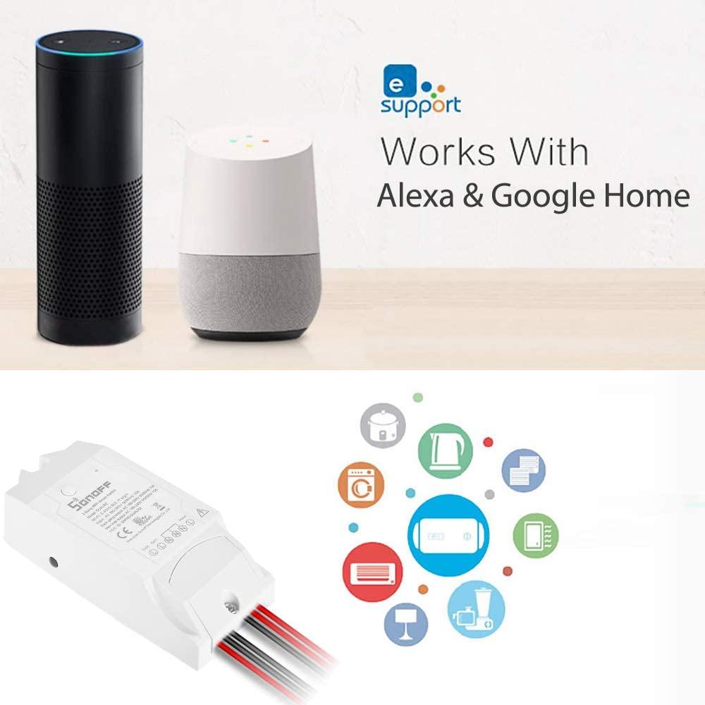 alexa amazon google home