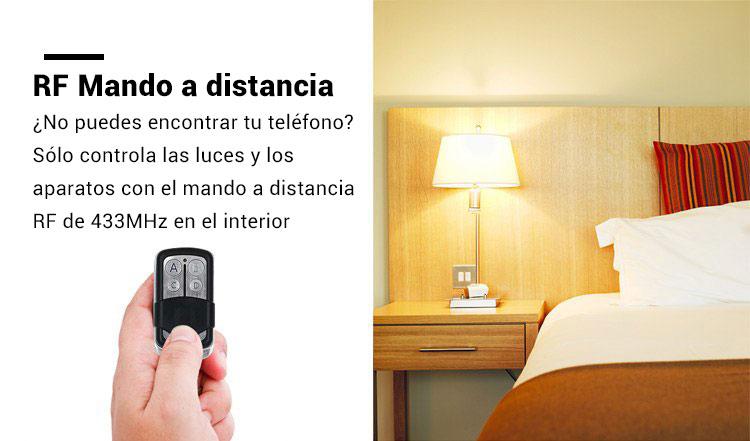 RF mando a distancia