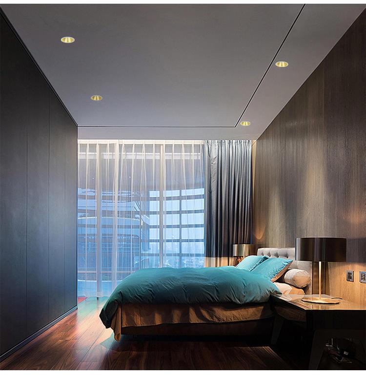 Focos LED Habitación