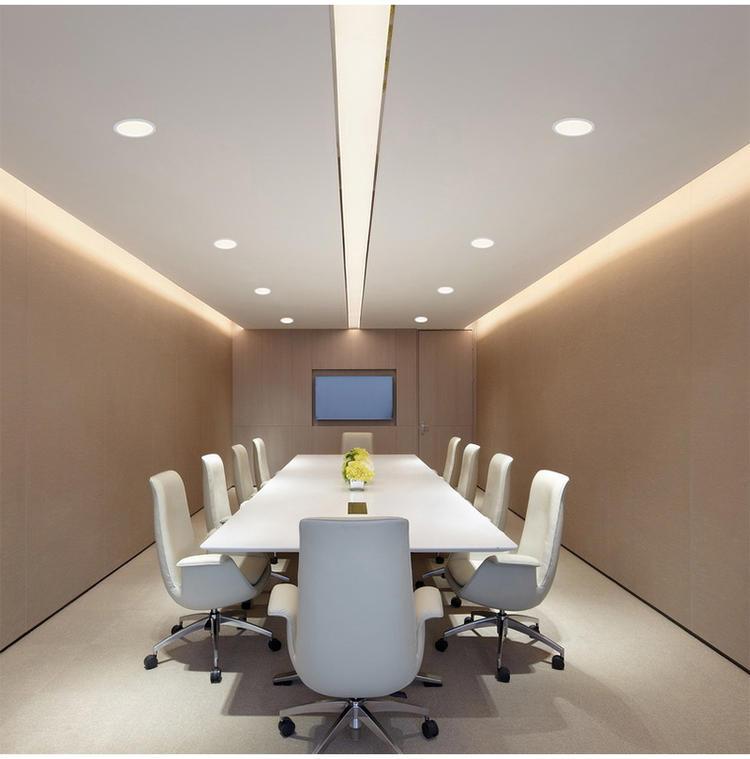 Focos LED oficinas