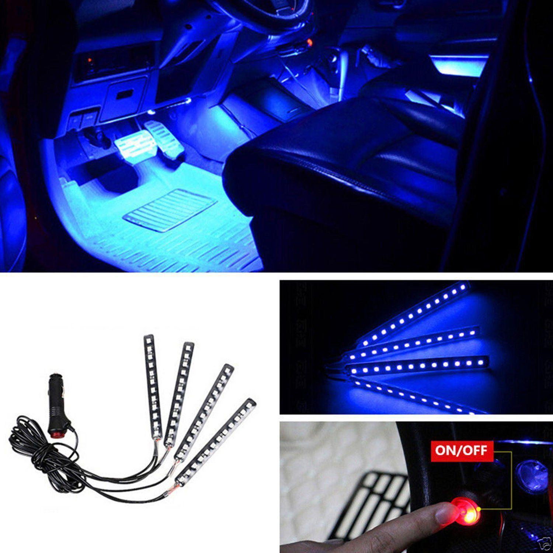 luz interior coche