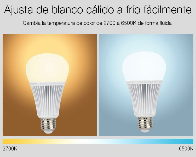 bombillas led inteligentes