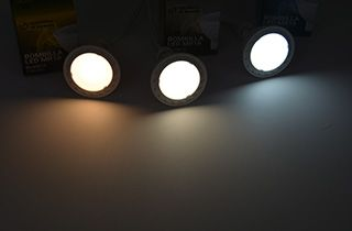 bombillas dicroicas de 12v con casquillo mr16