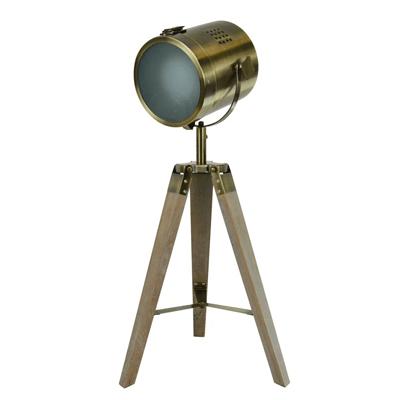 Lámpara Bogart diseño del hollywood antiguo