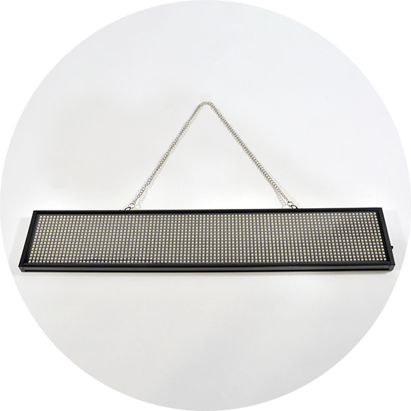 letreros luminosos led programable