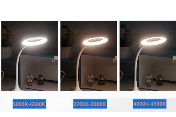 lámpara de mesa CCT