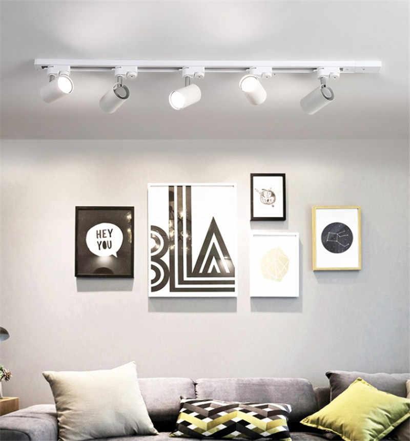 luces de pista LED