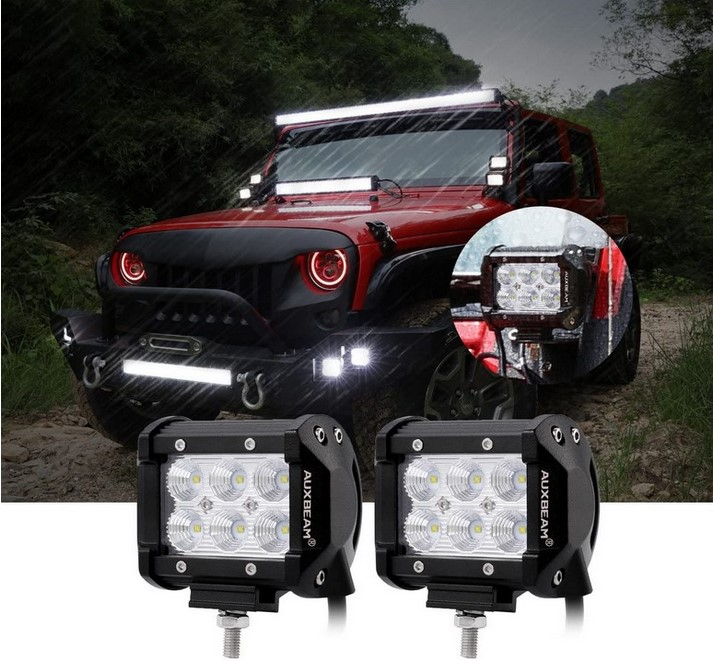 LED 4x4 off road