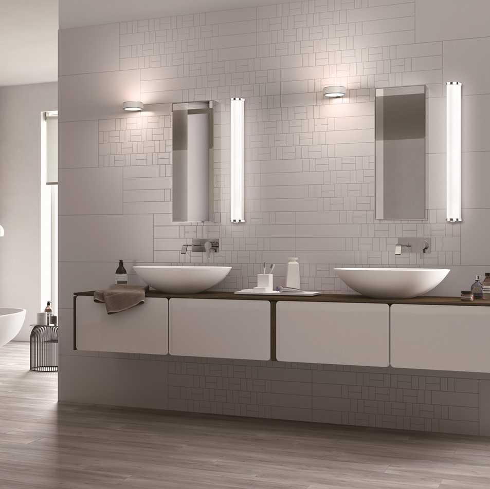luces baño