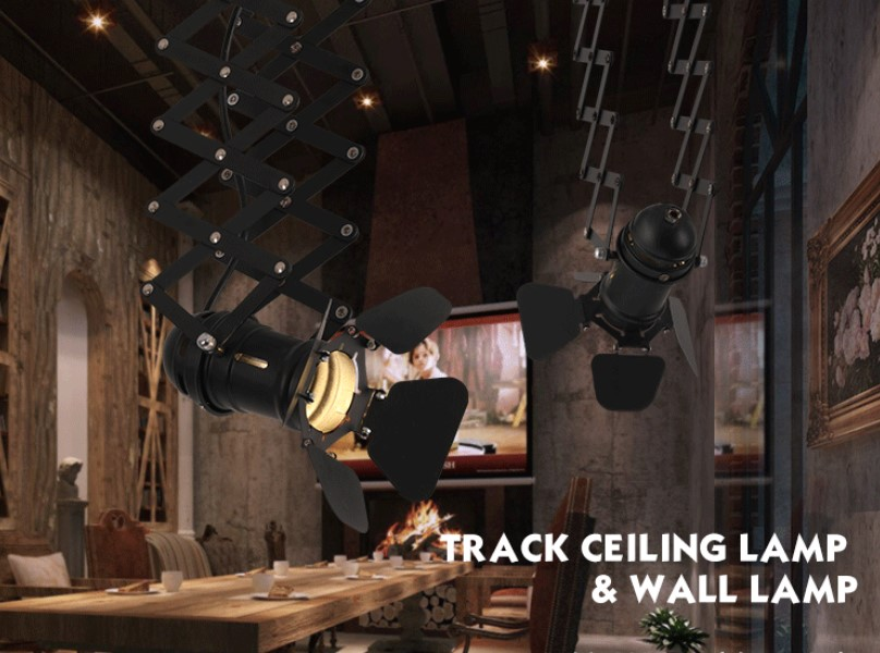 lámparas de techo para restaurantes