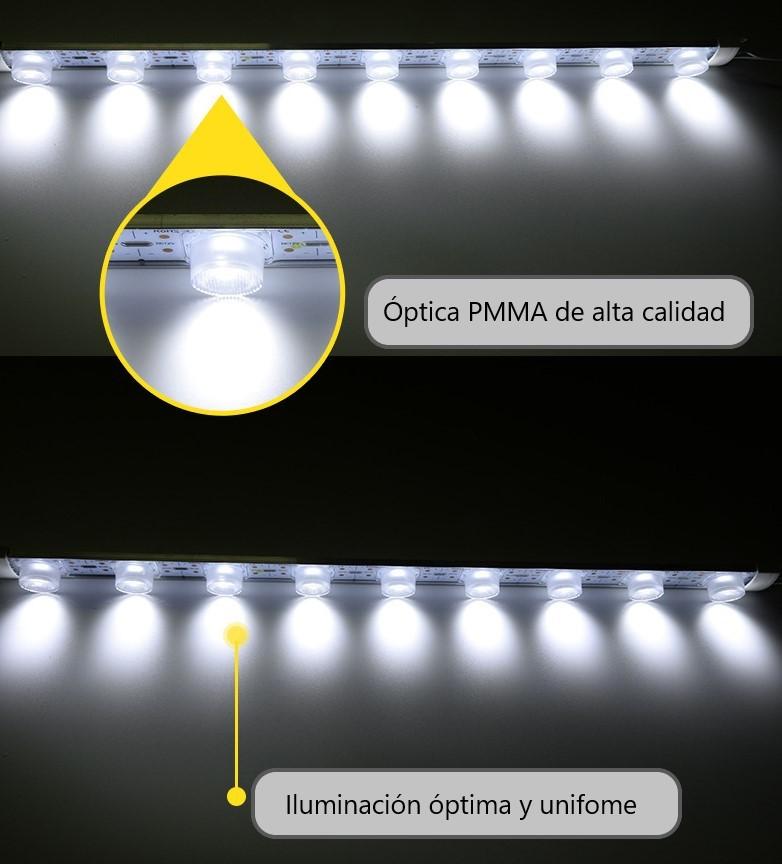 iluminación cajas de luz