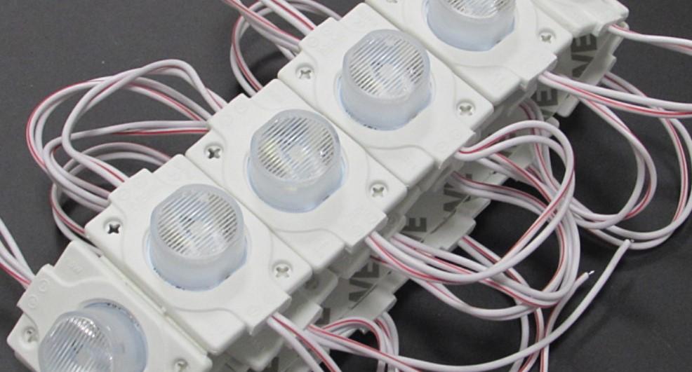 luces para rótulos