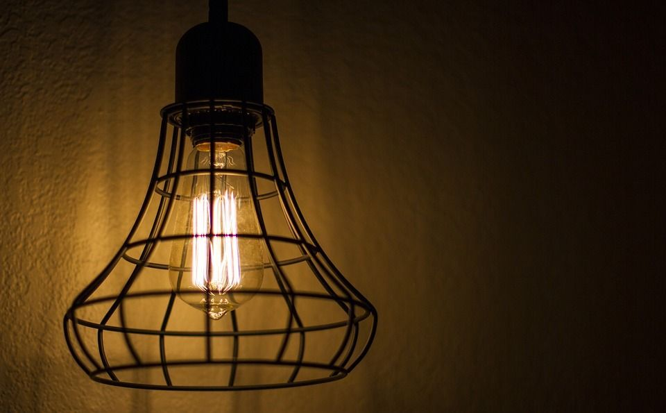 Decoración antigua con iluminación led: las lámparas vintage
