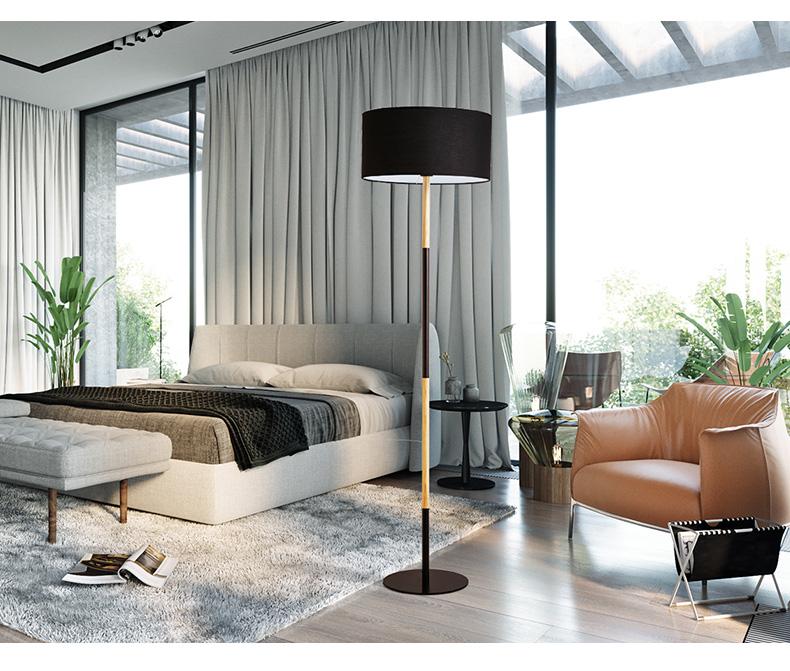 lámpara de pie LED