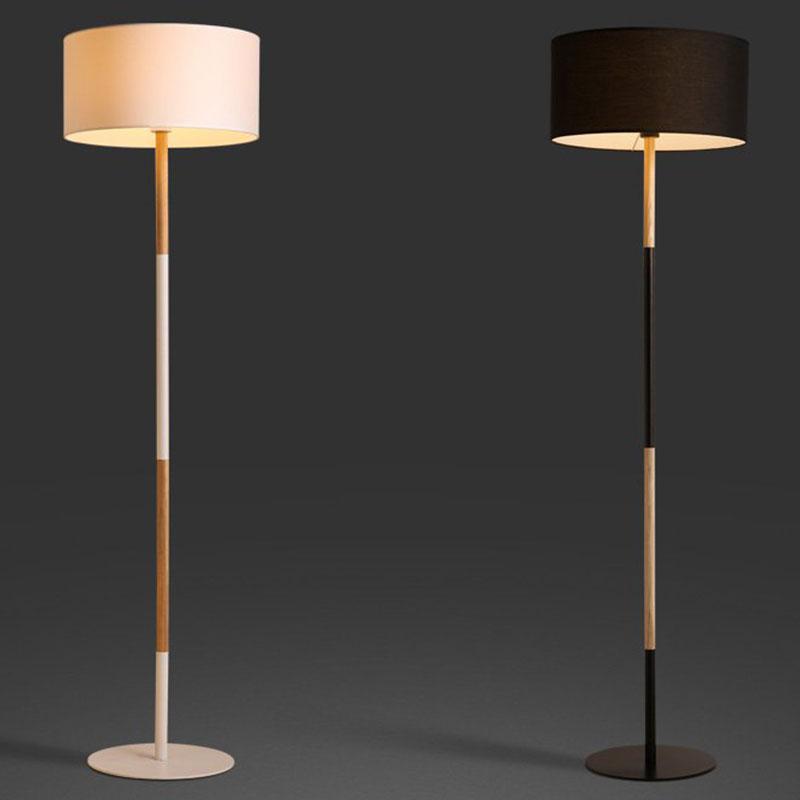 lámparas de pie nórdicas