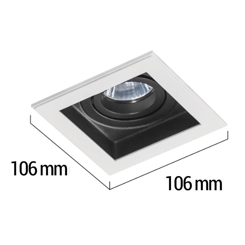 aros LED basculantes