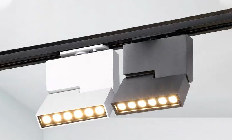 foco de carril LED