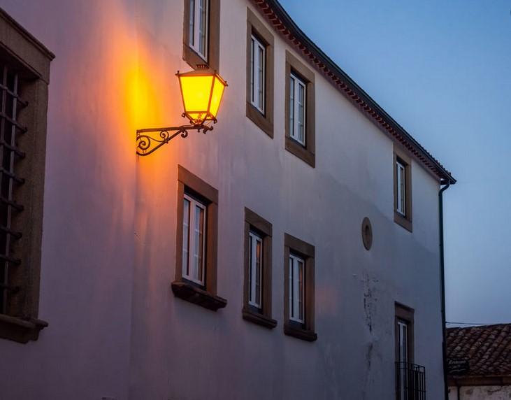 bombillas LED industriales ambar