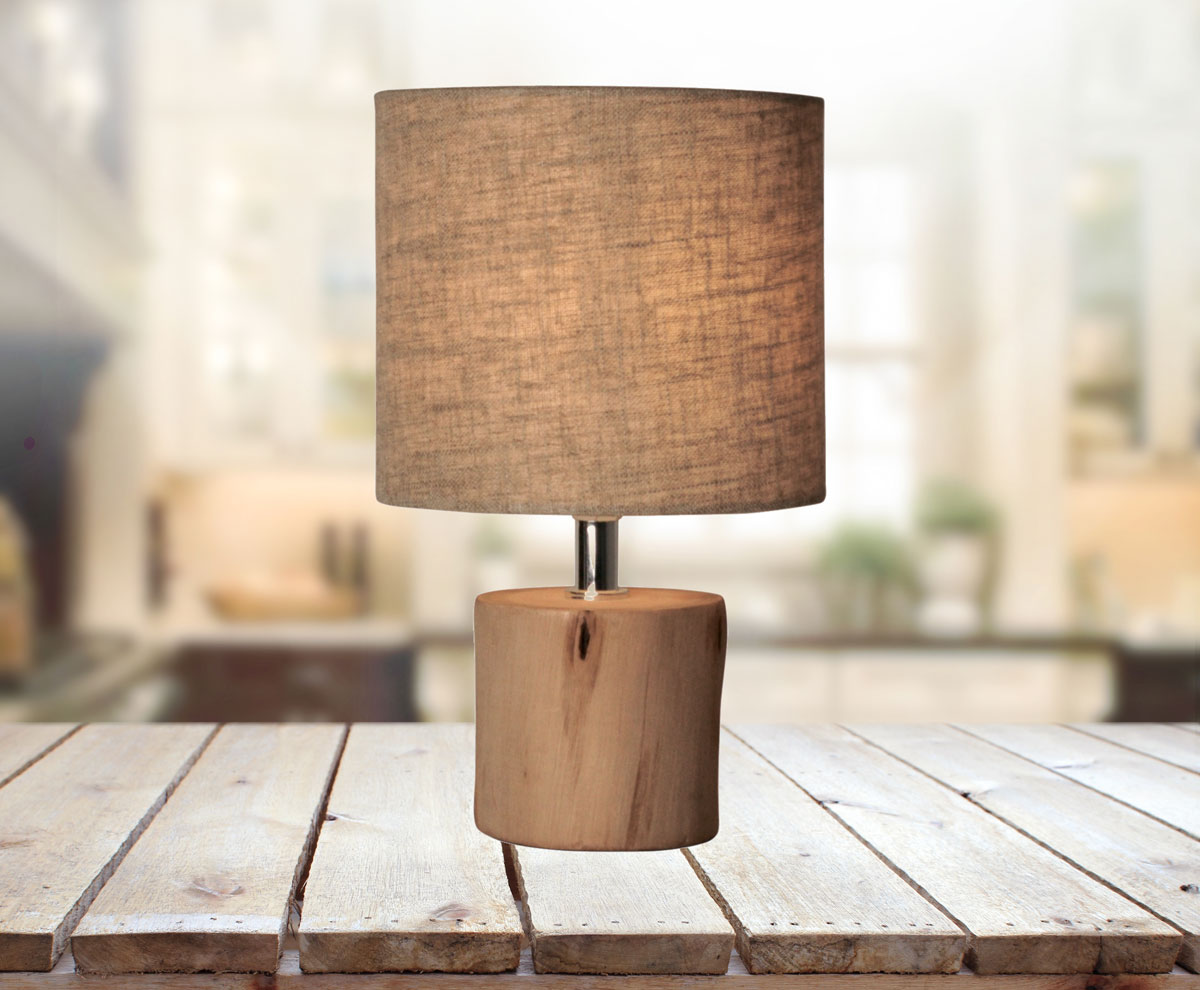 lámparas de mesa moderna