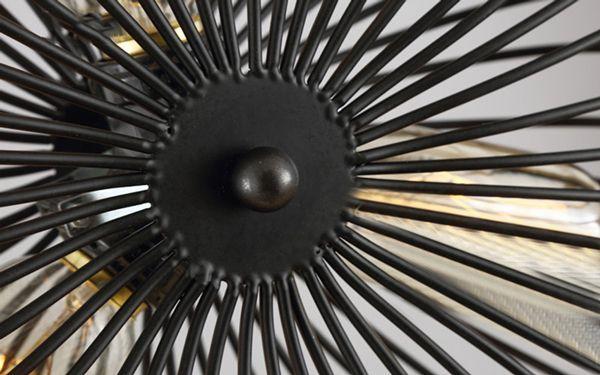 lampara curtis ventilador detalle e27