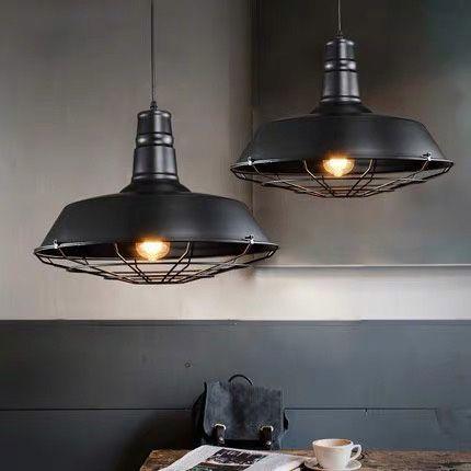 lampara colgante industrial vintage elanio