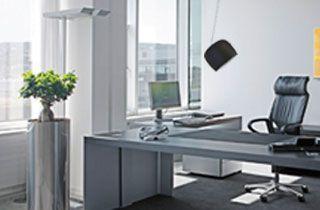 Lámpara colgante hanko nórdica para escritorio