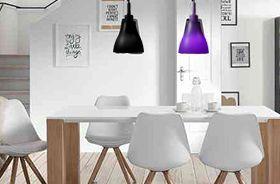 iluminación del hogar con lámparas de silicona