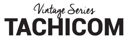 Vintage series tachicom