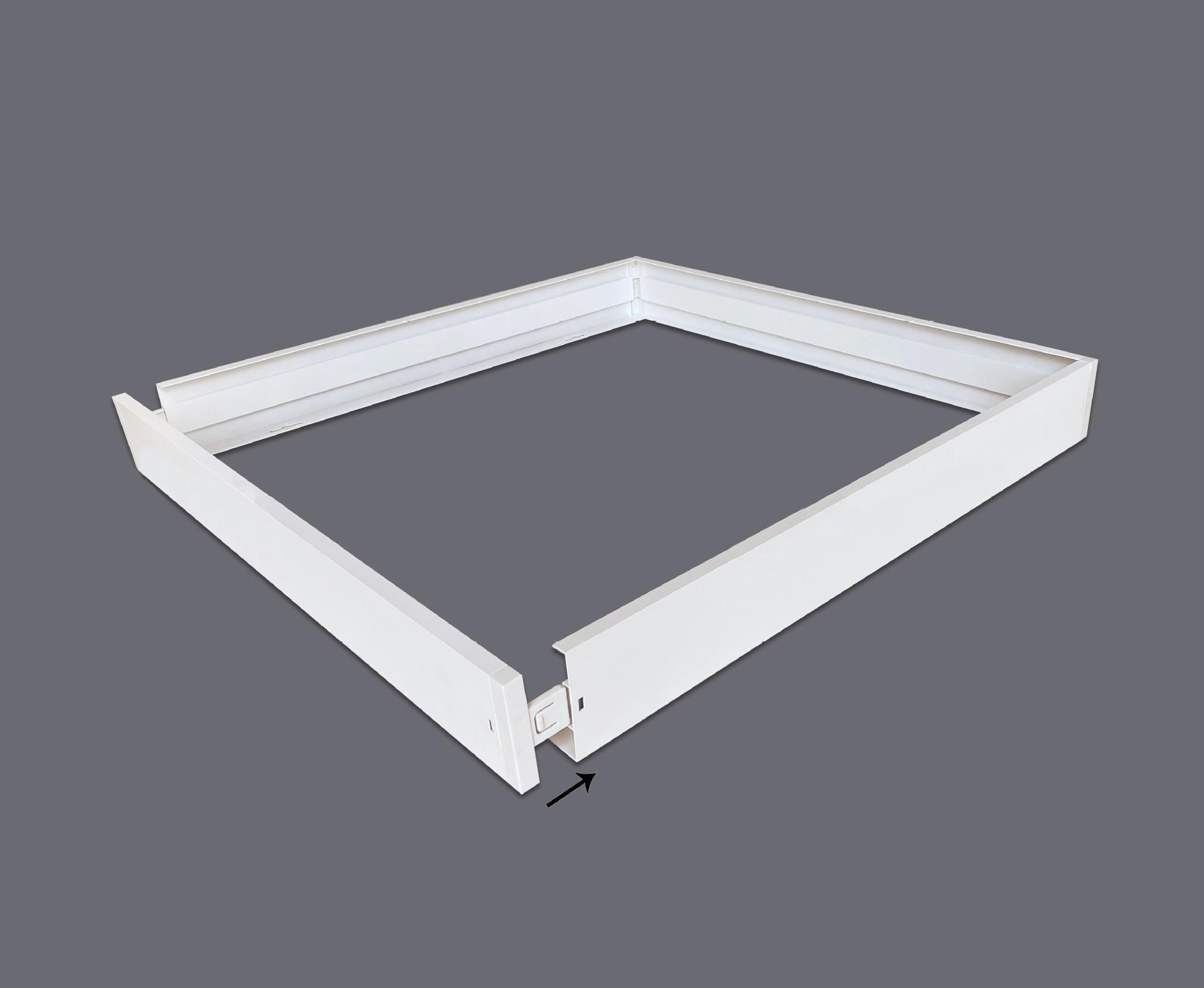 kit superficie panel led