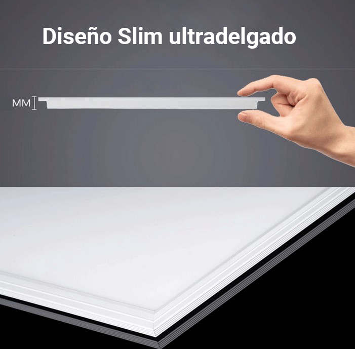Panel LED Slim