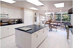 iluminacion de cocinas con paneles led de 120x60