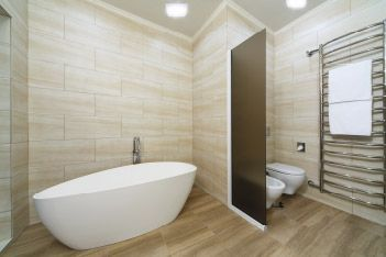 plafon cuadrado estanco para baños led ip54