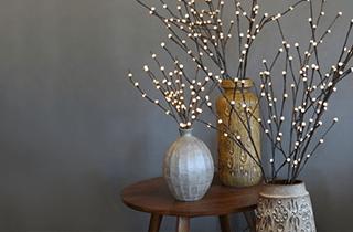 Guirnalda LED Rama Árbol luminosa