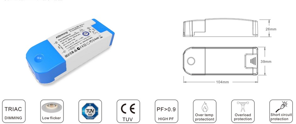 Driver Triac Dimmable