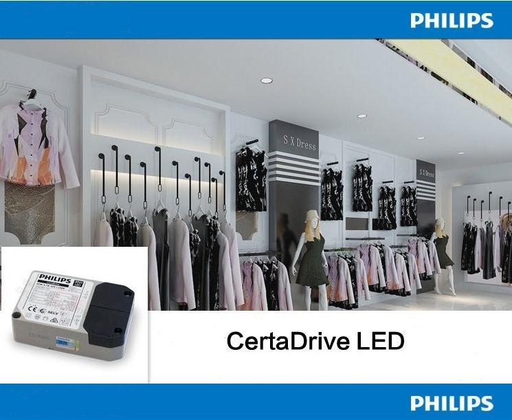 luces LED tiendas