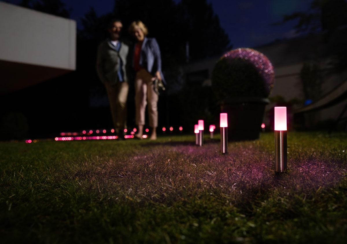 iluminación exterior LEDVANCE