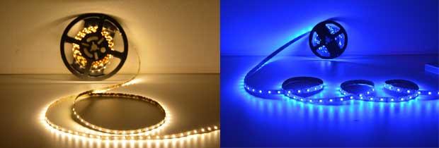 Tiras LED económicas y de calidad