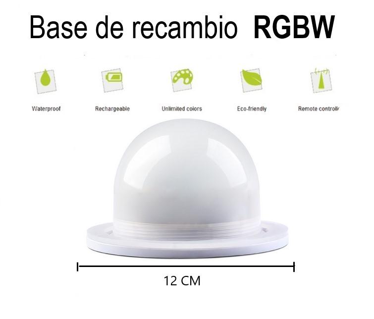 Kit de sustitución de lámpara RGB
