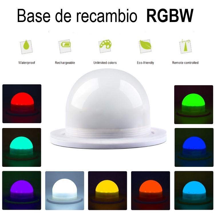recambio RGBW