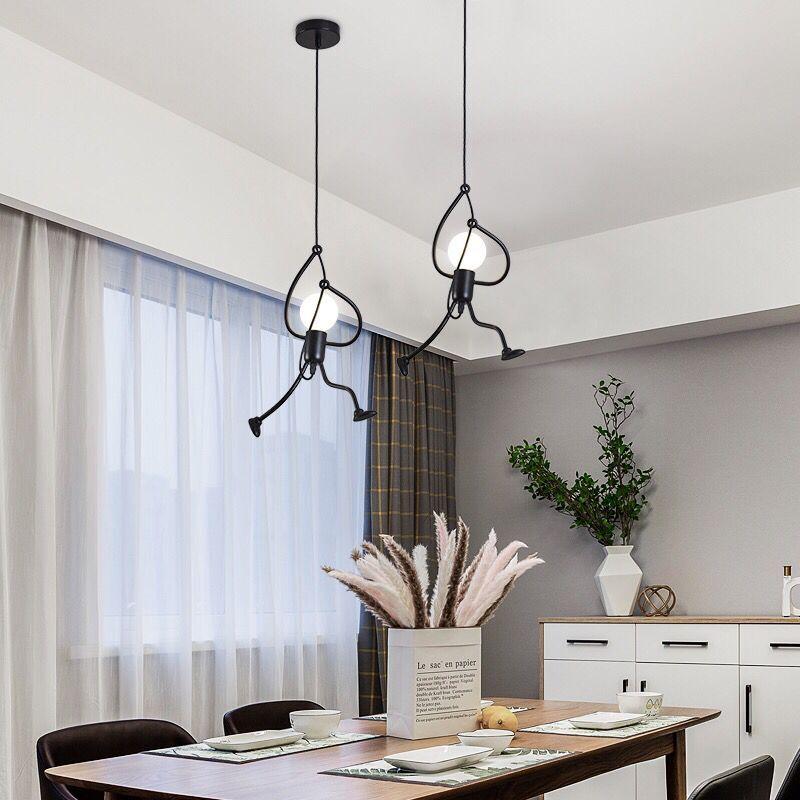 lámparas decorativas LED