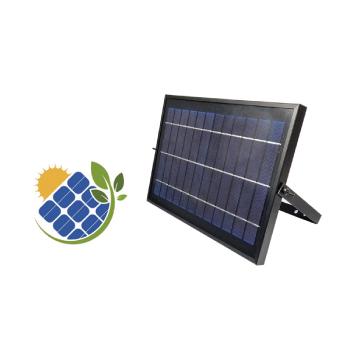 lámparas de zócalo solares