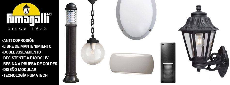 productos fumagalli iluminación exterior