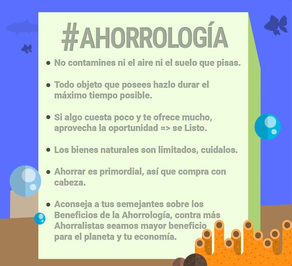 ahorrologia