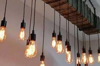 bombilla edison lampara