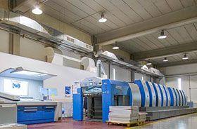 campana LED industrial para fabricas e industrias