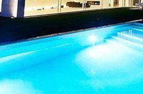 Transformador a prueba de agua 360W para piscinas