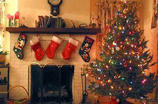 microluces de navidad para decorar arbol
