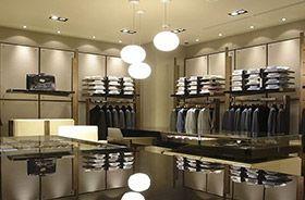 iluminación led para tiendas comerciales