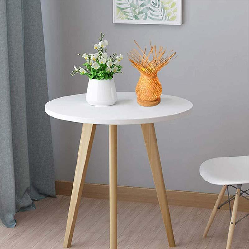 lámpara de mesa mimbre