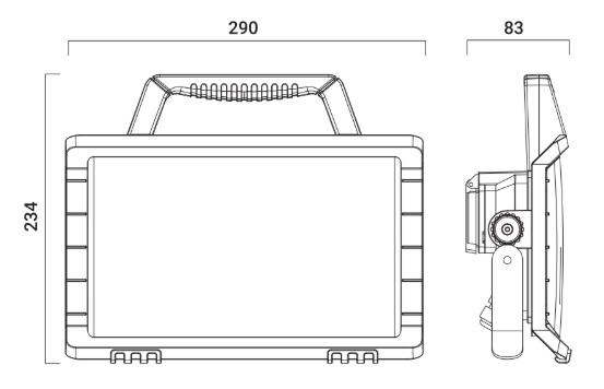 proyector led portatil